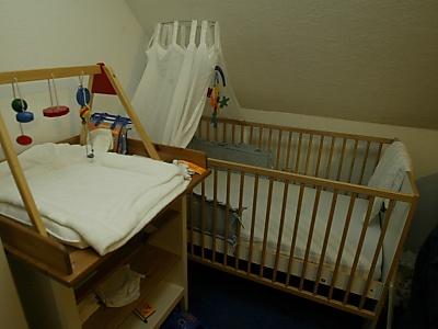 Babyzimmer einrichten - Dezente Farben wählen