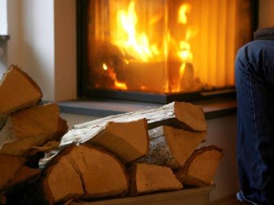 Brennholz wird knapp