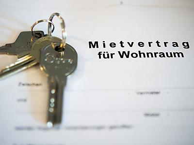 Viele Wohnungen sind kleiner als im Mietvertrag festgeschrieben