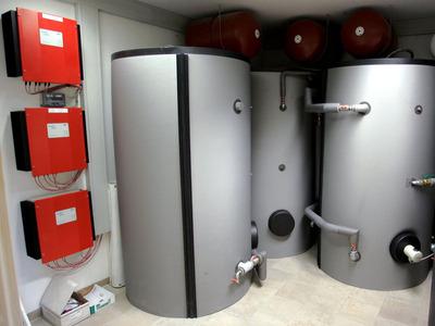 Mit der Wärmepumpe Heizenergie aus Boden und Grundwasser holen