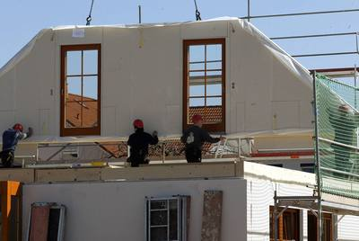 Sicherheit am Bau