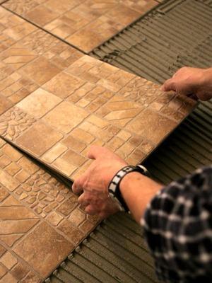 Mosaikfliesen im Baumarkt als Mosaikmatten