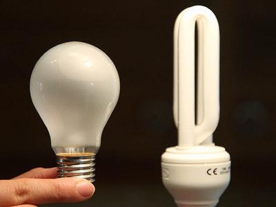 Auslaufmodell Glühbirne