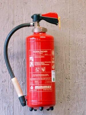 Defekte Haushaltsgeräte sind brandgefährlich