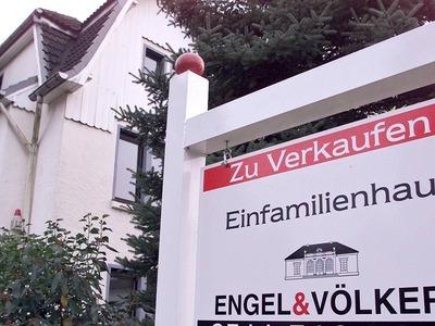 Wohnimmobilienmarkt entwickelt sich unterschiedlich