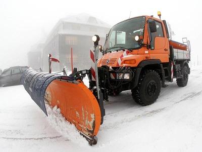 Gut versichert auch bei Schneefall