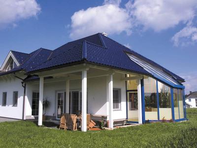 Vorschriften zu Traufhöhe, Dachneigung und Fassadenfarbe