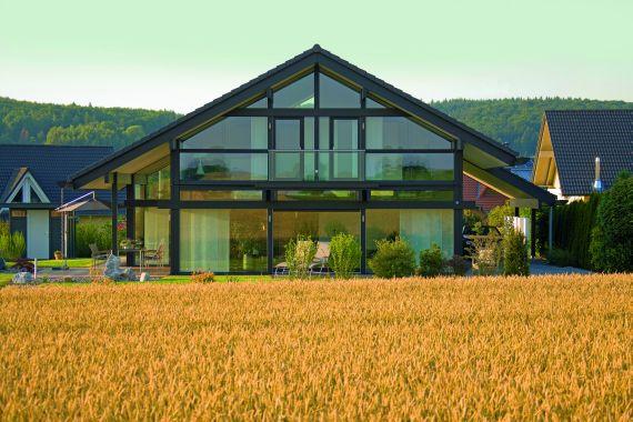 Fertighaus Huf Haus Modell ART3 green[r]evolution