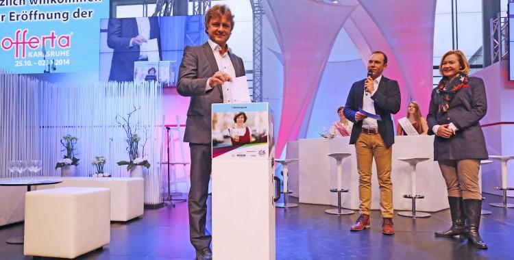 110000 Tage Offerta Karlsruhe 2014