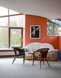 Einbau von Fenstern