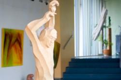 Kunst im Kunsthaus Durlach