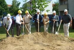 Familienheim Karlsruhe: Spatenstich für neues Projekt in Rheinstetten