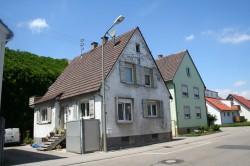 Einfamilienhaus, Sanierungsbedürftig