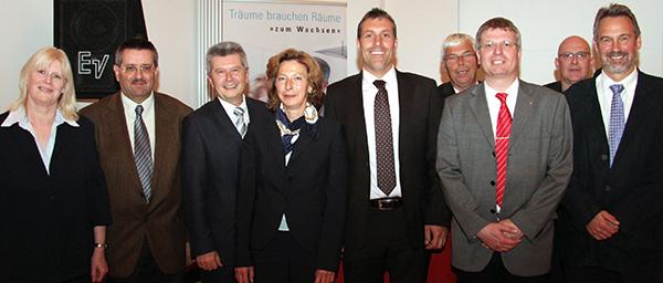 Familienheim Karlsruhe Vertreterversammlung