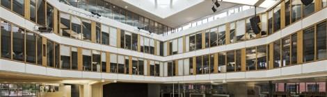 Revitalisierung: Die BGV Zentrale in Karlsruhe
