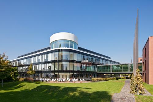 BGV Hauptgebaeude in Karlsruhe
