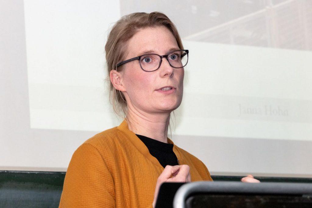 Dr.-Ing. Janna Hohn