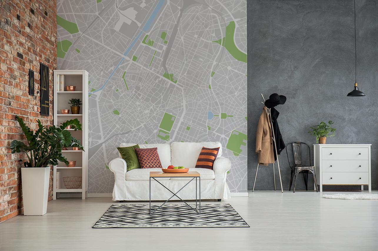 fototapete mit stadt motiv universelle dekoration f r jeden raum bauherren immobilien magazin. Black Bedroom Furniture Sets. Home Design Ideas