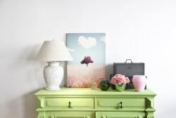 Frühling Farben und Trends