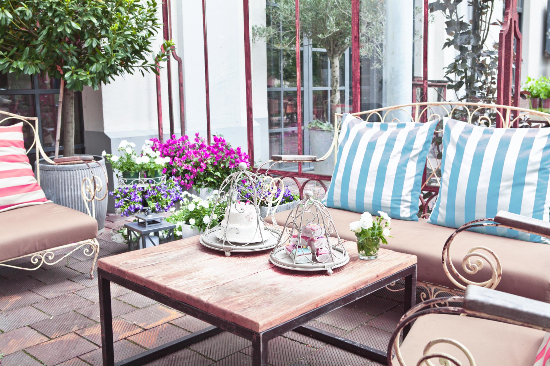 Schön Terrasse Dekorieren Design