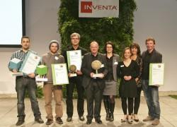 Inventa Karlsruhe: Gewinner Innovationspreise und Showgarten des Jahres