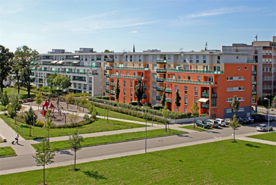 Karlsruhe City Park Aero Suedwest