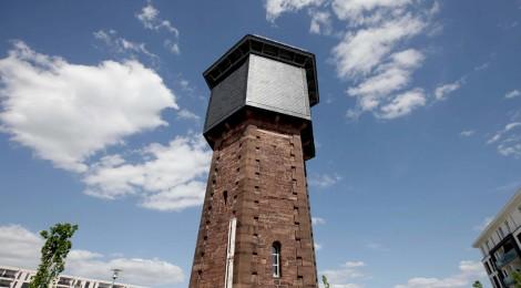 Tower Suite Hotel in Karlsruhe im alten Wasserturm