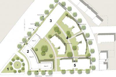 Neubebauung Christian Weiß Siedlung Ludwigshafen