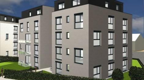 Bauprojekt von Stellberg Wohnbau in Karlsruhe Graben Neudorf