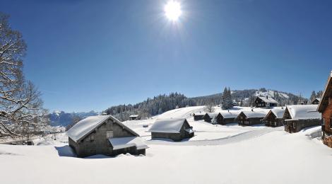 Heizen im Winter