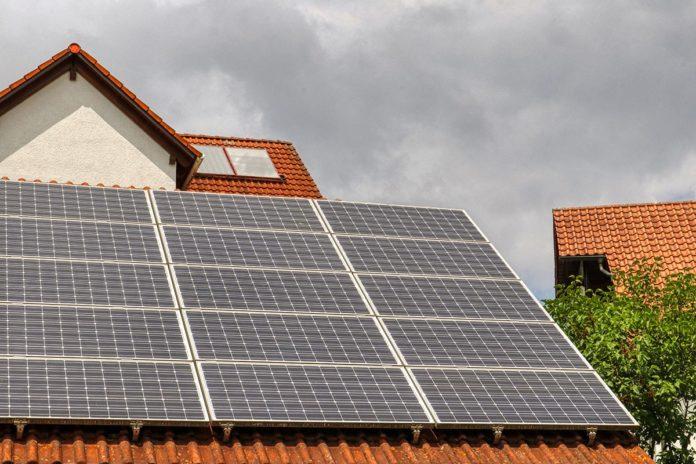 Photovoltaikanlage solarmodule
