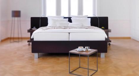 sthetische schlafkultur das richtige bett im schlafzimmer bauherren immobilien magazin. Black Bedroom Furniture Sets. Home Design Ideas