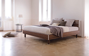 SwissBed PLUS Betthaupt