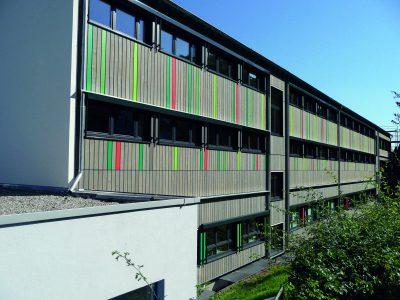 Sanierung  Grundschule Treuchtlingen