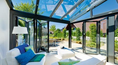 Solarlux Wintergarten