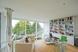 Innenansicht: Villa in Karlsruhe