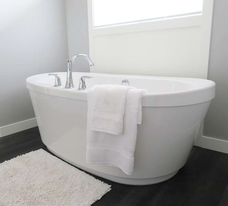 Moderne Badezimmer: Naturerlebnis statt Nasszelle, so macht ...