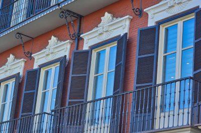 balkon haus