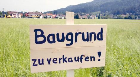 Baugrund Grundstück kaufen