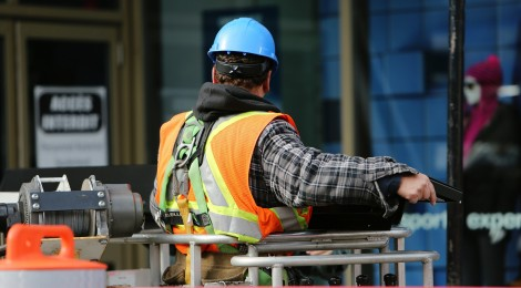 Baustellenlärm und Verkehrslärm