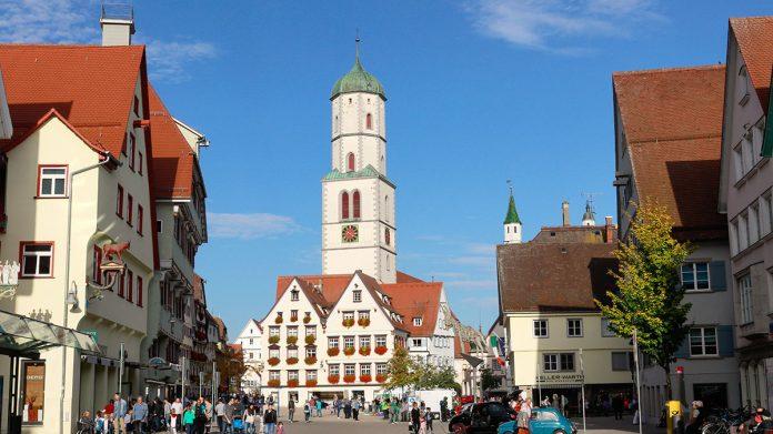 biberach marktplatz