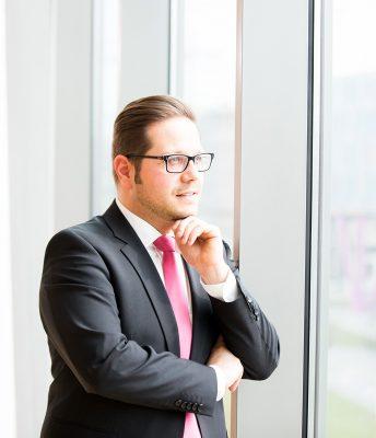 Christian Müller, Geschäftsführer Hust & Herbold