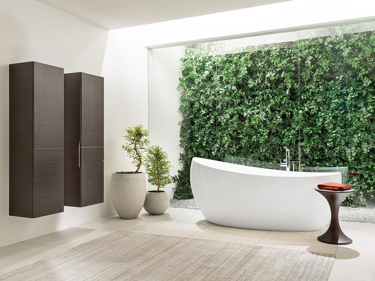 Badezimmer der trend zum minimalismus bauherren for Trend minimalismus