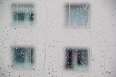 durchlueften bei regen