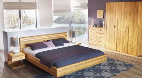 einrichten mit eichenm bel passende wohnstile und farbliche abstimmung bauherren immobilien. Black Bedroom Furniture Sets. Home Design Ideas