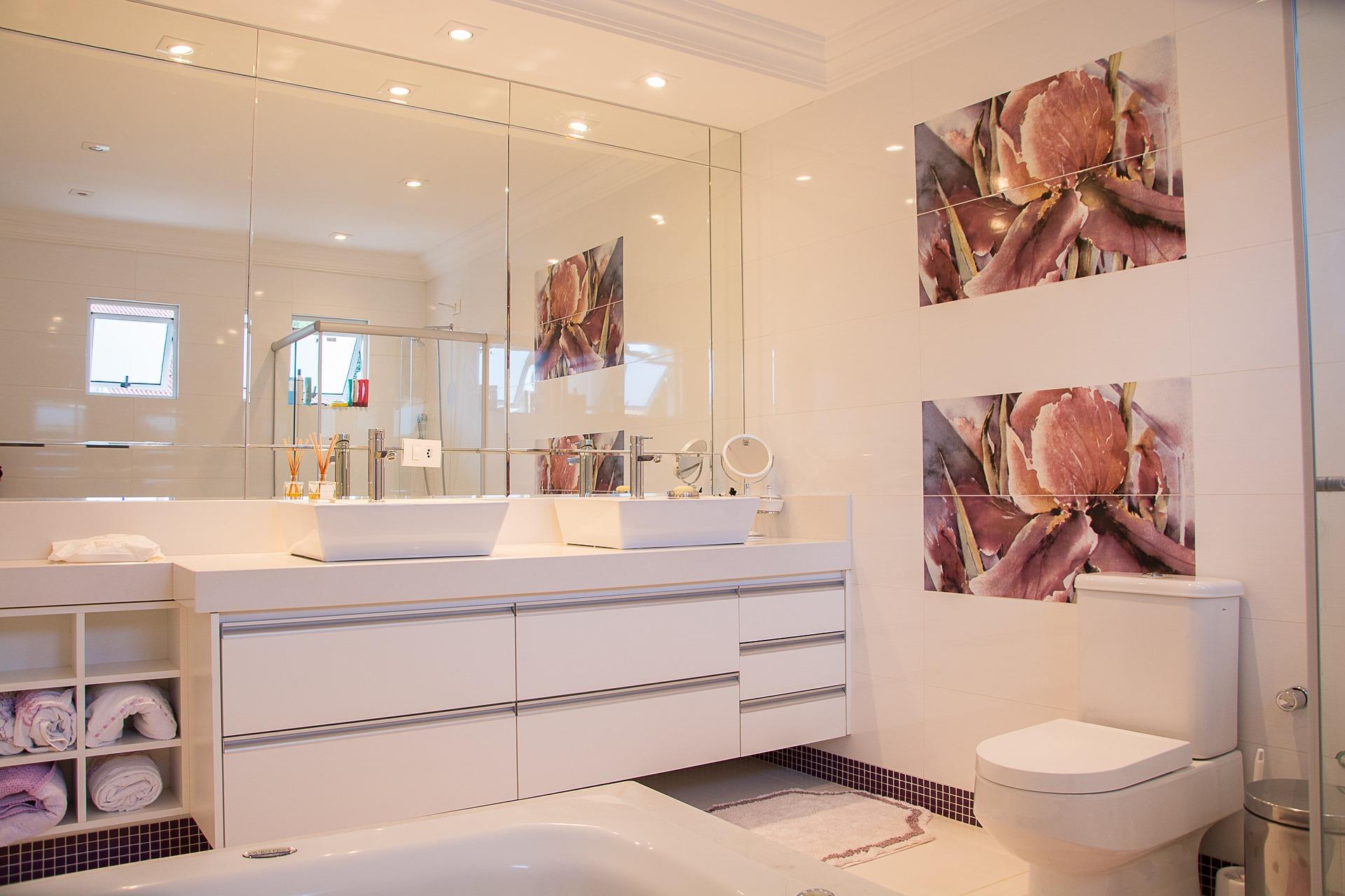 Einrichten mit Spiegel aus der Feng-Shui-Perspektive – Immobilien