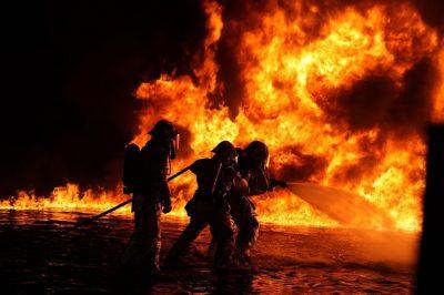 feuerwehreinsatz brandstiftung fehlalarm