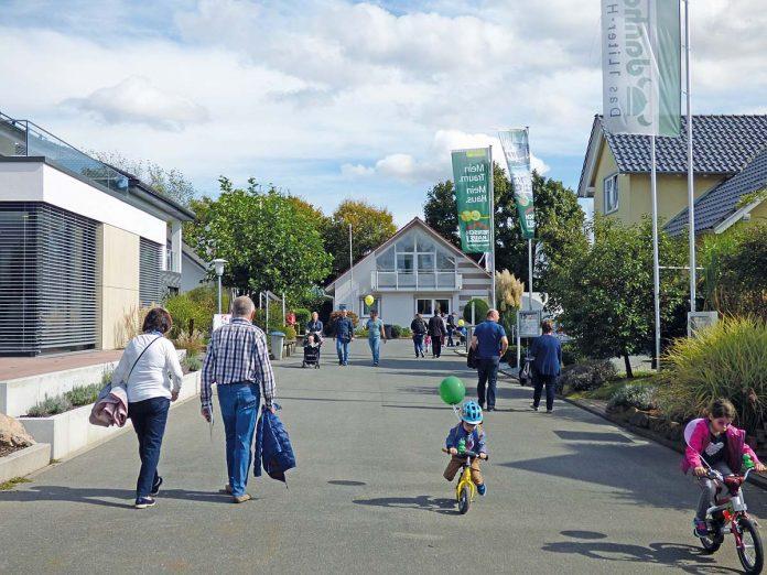 herbstfest fertighaus-center mannheim