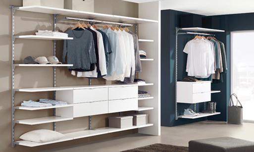 begehbare kleiderschr nke ein hauch von luxus f r haus und wohnung bauherren immobilien. Black Bedroom Furniture Sets. Home Design Ideas
