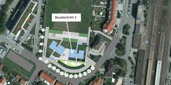Karlsruhe Graben-Neudorf Stellberg Wohnbau